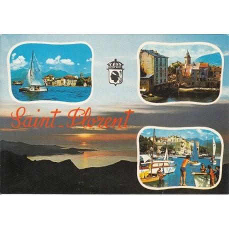 کارت پستال خارجی شماره 8 - سنت فلورنت - یونان