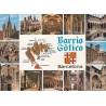 کارت پستال خارجی شماره 22 - بارسلونا - اسپانیا
