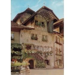 کارت پستال خارجی شماره 50 - مورتن - سوئیس
