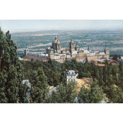 کارت پستال خارجی شماره 56 - اسکوریال - اسپانیا