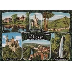 کارت پستال خارجی شماره 180 -مستعمل - توبینگن - آلمان