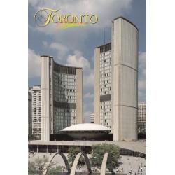 کارت پستال خارجی شماره 182 - مستعمل - تورنتو - کانادا