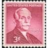1 عدد تمبر یادبود آندره ملون - وزیر خزانه داری - آمریکا 1955