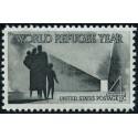 1 عدد تمبر سال جهانی پناهندگان - آمریکا 1960