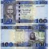 اسکناس 100 پوند - سودان جنوبی 2017
