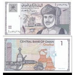 اسکناس 1 ریال عمان 1995 تک