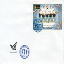 پاکت مهر روز تیم ملی والیبال 90