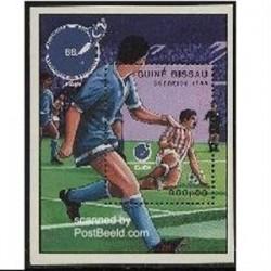 سونیرشیت جام جهانی فوتبال - گینه بیسائو 1988