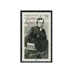 1 عدد تمبر اگنست میگل - نویسنده ، ژورنالیست و شاعر - جمهوری فدرال آلمان 1979