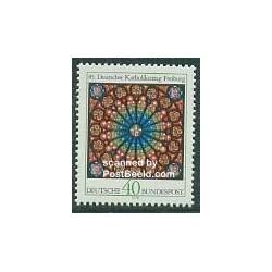 1 عدد تمبر کنگره کاتولیک - جمهوری فدرال آلمان 1978