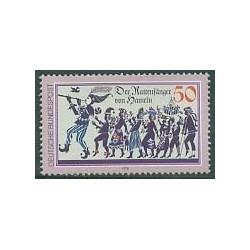 1 عدد تمبر رتمن از هملن - جمهوری فدرال آلمان 1978