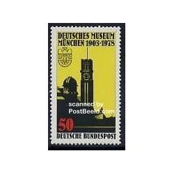 1 عدد تمبر موزه جرمن در مونیخ - جمهوری فدرال آلمان 1978