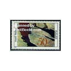 1 عدد تمبر فریدلند - تابلو - جمهوری فدرال آلمان 1978