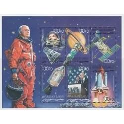 سونیرشیت اکنشافات فضائی - 2 - جیبوتی 2000