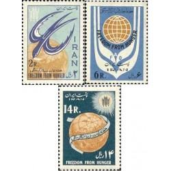 1191 - تمبر هفته نجات دنیا از گرسنگی 1342