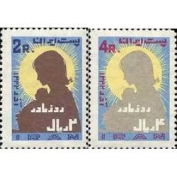 1222 - تمبر روز مادر 1342
