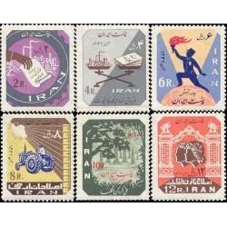 1225 - تمبر لوایح ششگانه (2) 1342