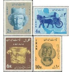 1239 - تمبر نمایشگاه هفت هزار سال هنر ایران 1343