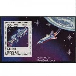 سونیرشیت پروازهای فضائی - گینه بیسائو 1983
